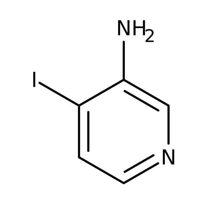 3-Amino-4-iodopyridine, 98%, Acros Organics