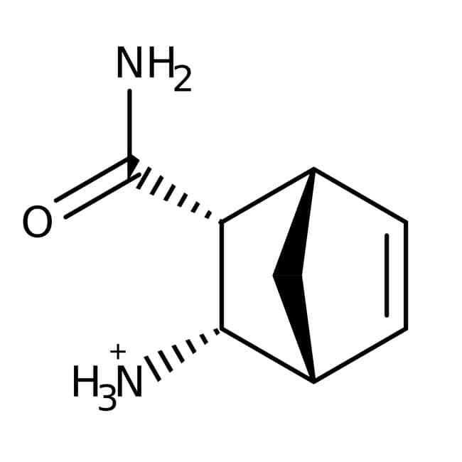 3-exo-Aminobicyclo[2.2.1]hept-5-ene-2-exo-carboxamide, 99+%, ACROS Organics™