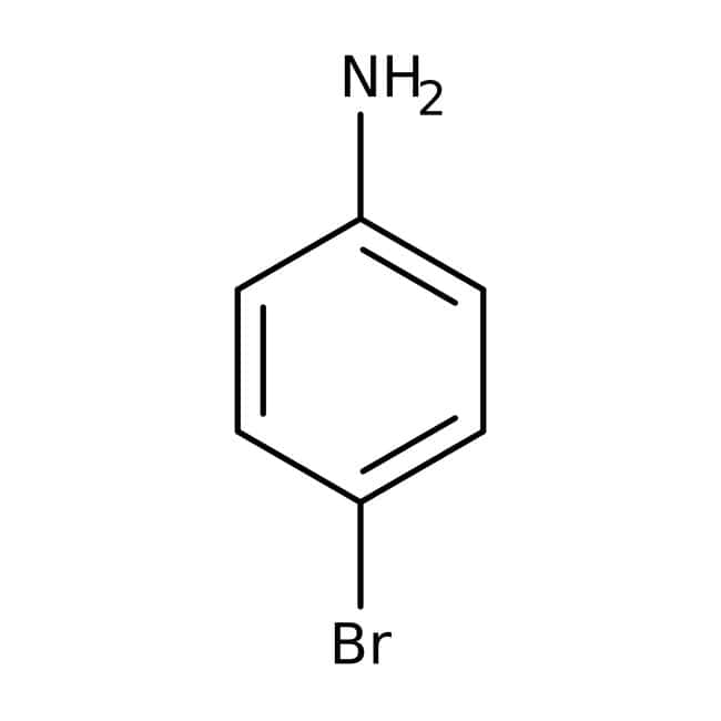 4-Bromoaniline, 99+%, ACROS Organics