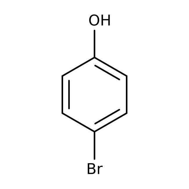 4-Bromophenol, 97%, ACROS Organics
