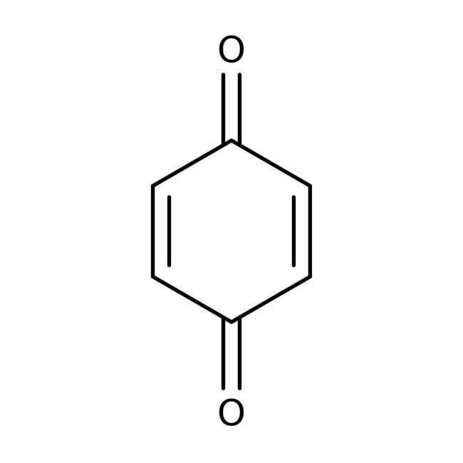p-Benzoquinona, ≥98%, Alfa Aesar™ 1000g p-Benzoquinona, ≥98%, Alfa Aesar™