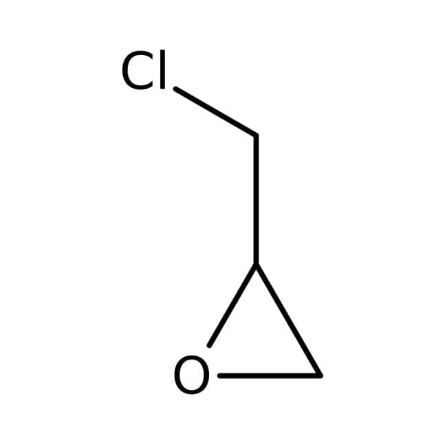 Epichlorohydrin, 99%, ACROS Organics™ 25mL; Glass bottle Epichlorohydrin, 99%, ACROS Organics™