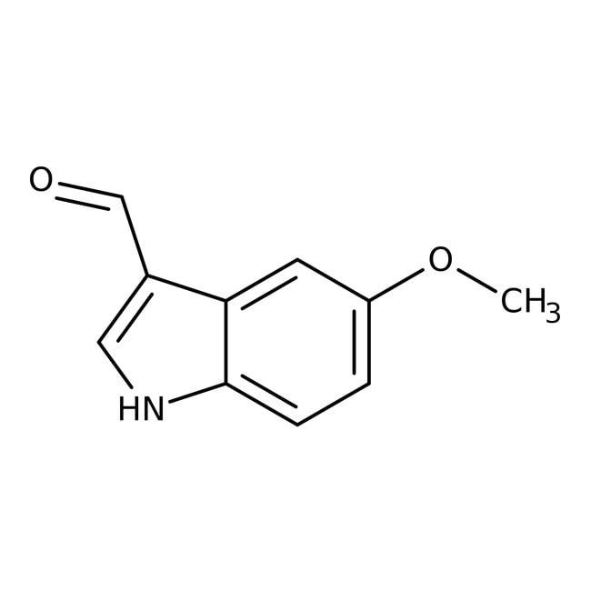 5-Methoxyindole-3-carboxaldehyde, 99+%, ACROS Organics™