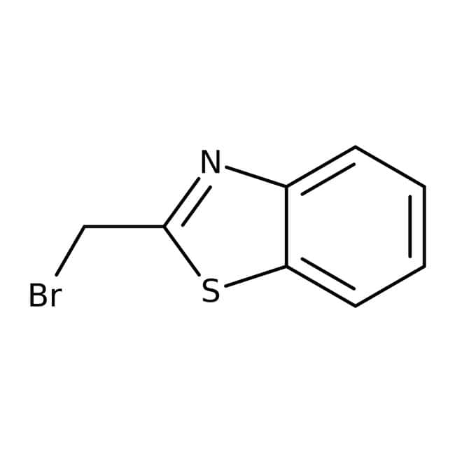 2-(Bromomethyl)-1,3-benzothiazole, 95%, Maybridge™ Amber Glass Bottle; 1g 2-(Bromomethyl)-1,3-benzothiazole, 95%, Maybridge™