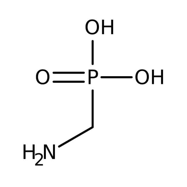 (Aminomethyl)phosphonic acid, 99%, ACROS Organics™