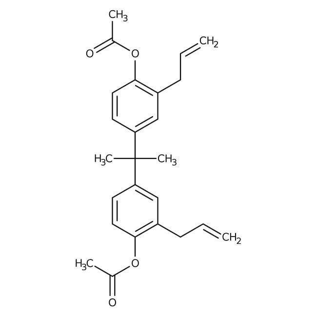Alfa Aesar™3,3'-Diallylbisphenol A diacetate, epoxy curative, EC-392 100g Products