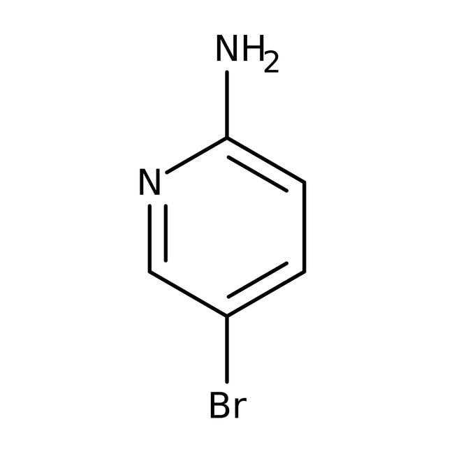 2-Amino-5-bromopyridine, 97%, ACROS Organics™