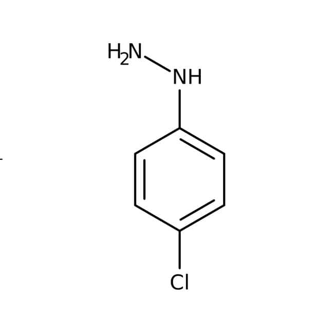 4-Chlorphenylhydrazin-Hydrochlorid 97%, ACROS Organics™: Benzene and substituted derivatives Benzenoids