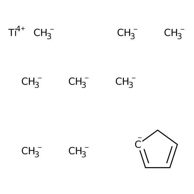 (Trimethyl)pentamethylcyclopentadienyltitanium(IV)  97%, Acros Organics