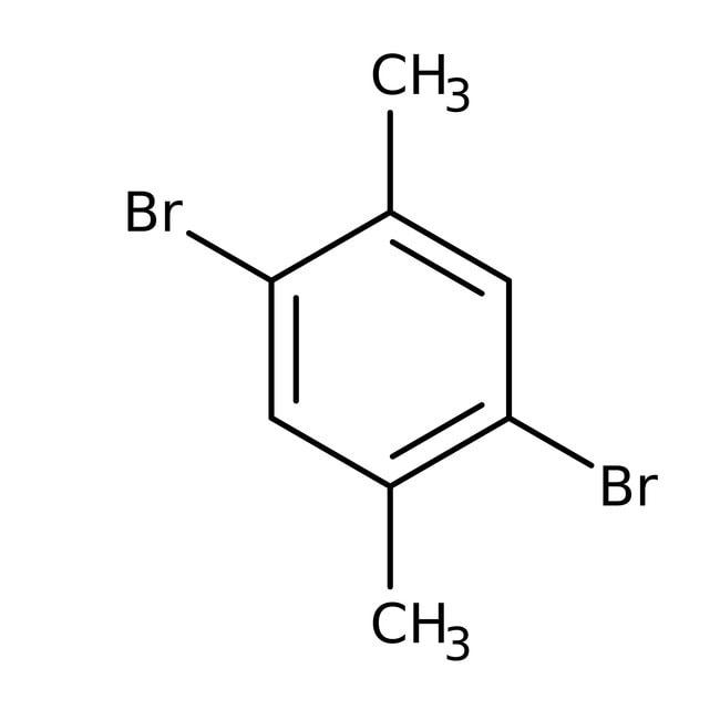 1,4-Dibromo-2,5-dimethylbenzene, 98+%, ACROS Organics™