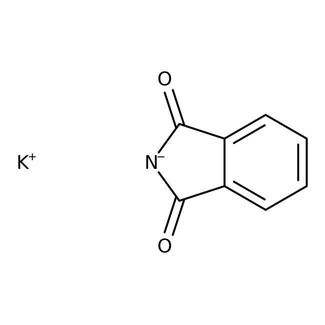 Phthalimide, potassium derivative, 99%, ACROS Organics™ 2.5Kg; Plastic bottle Phthalimide, potassium derivative, 99%, ACROS Organics™