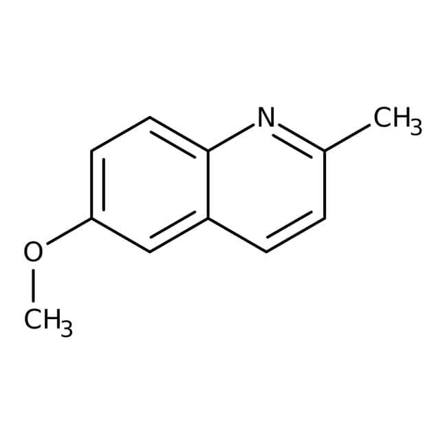 6-Methoxyquinaldine, 97%, ACROS Organics™