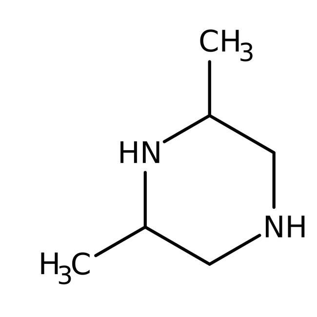 2,6-Dimethylpiperazine, 98%, ACROS Organics™