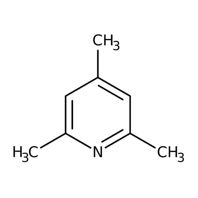 2,4,6-Collidin, 99%, ACROS Organics™ 1 l-Glasflasche 2,4,6-Collidin, 99%, ACROS Organics™