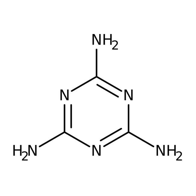 Melamine, 99%, ACROS Organics™