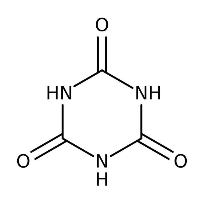 Cyanuric acid, 98%, ACROS Organics
