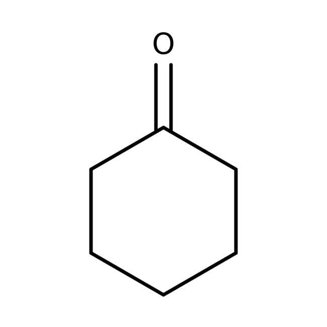 Cyclohexanone, 99.8%, extra pure, ACROS Organics™ 25L; Metal drum Cyclohexanone, 99.8%, extra pure, ACROS Organics™