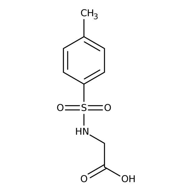 Alfa Aesar™N-(p-Toluenesulfonyl)glycine, 97%