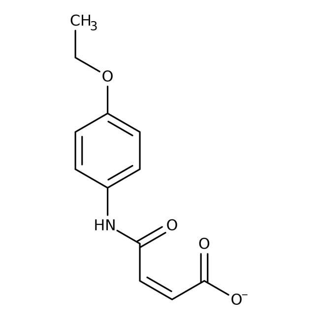 Alfa Aesar  N-(4-Ethoxyphenyl)maleamic acid, 97%