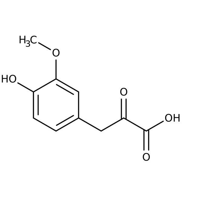 4-Hydroxy-3-methoxyphenylpyruvic Acid 95.0+%, TCI America™