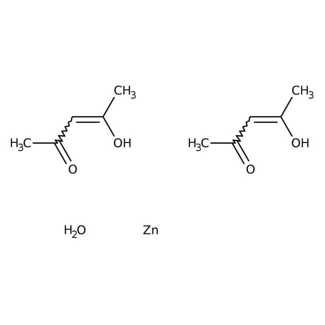 Alfa Aesar  Zinc acetylacetonate hydrate, 96%