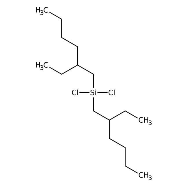 Dichlorobis(2-ethylhexyl)silane 95.0 %, TCI America