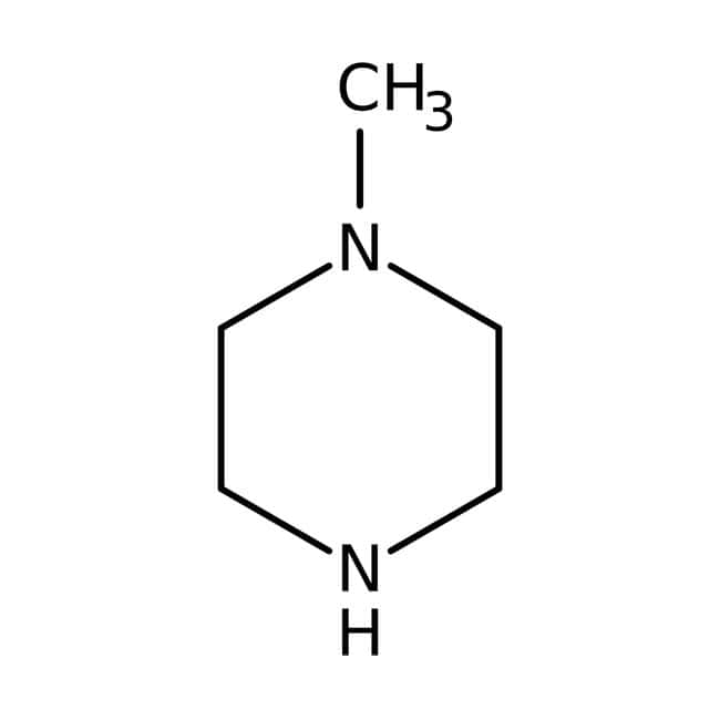 1-Methylpiperazine 98.0 %, TCI America