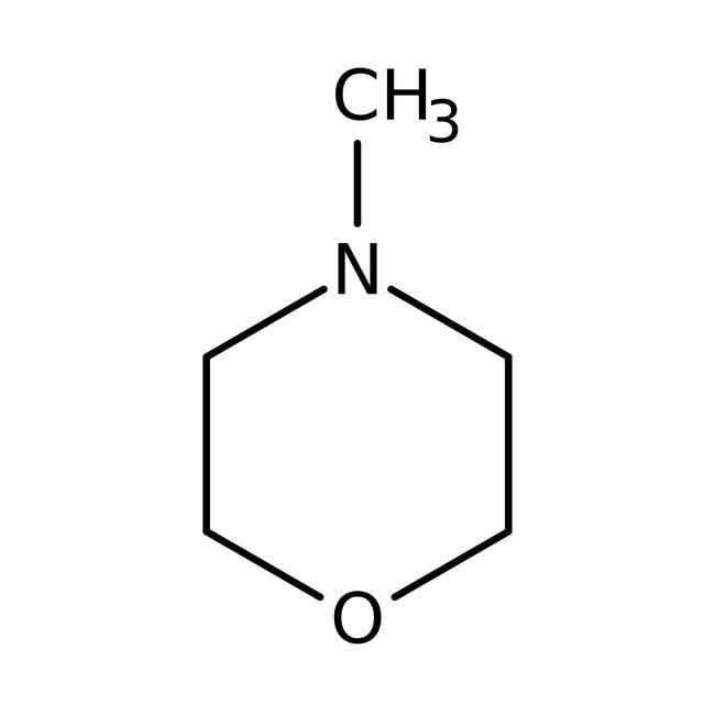 N-Methylmorpholine, 99%, ACROS Organics™ 2.5kg N-Methylmorpholine, 99%, ACROS Organics™