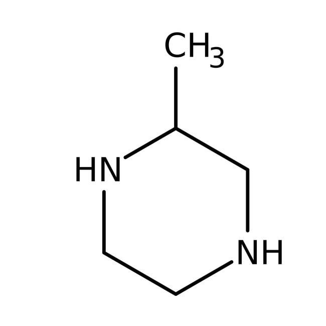 2-Methylpiperazine, 98%, ACROS Organics