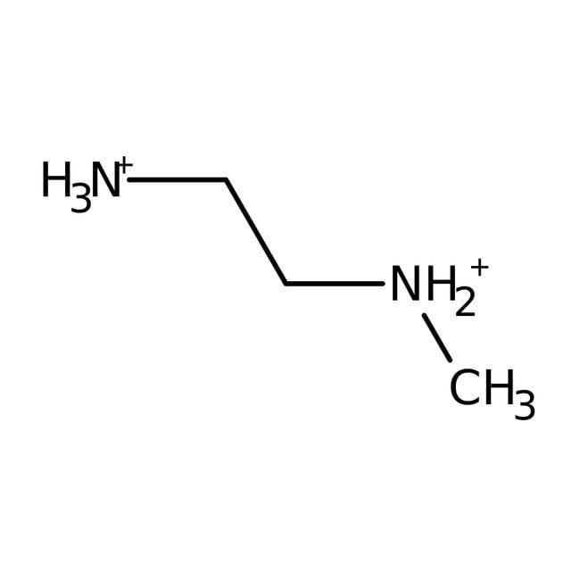 N-Methylethylenediamine, 95%, ACROS Organics™