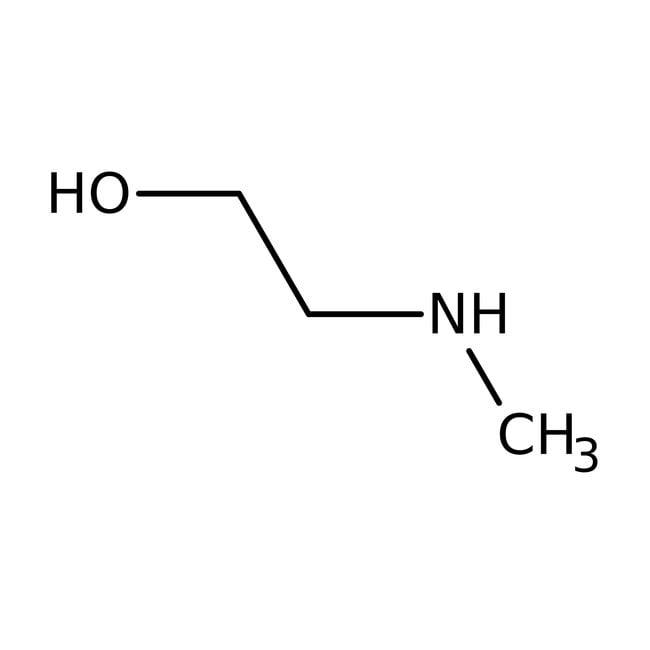 2-(Methylamino)ethanol 99.0+%, TCI America™