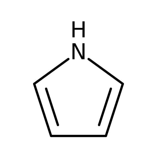 Pyrrole, 99%, extra pure, ACROS Organics™ 25g Pyrrole, 99%, extra pure, ACROS Organics™