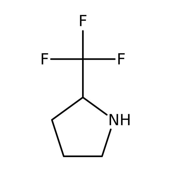 2-(Trifluoromethyl)pyrrolidine, 97%, ACROS Organics™ 5g prodotti trovati