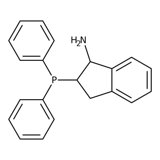 Alfa Aesar™(1R,2R)-1-Amino-2-(diphenylphosphino)indane, 97+%