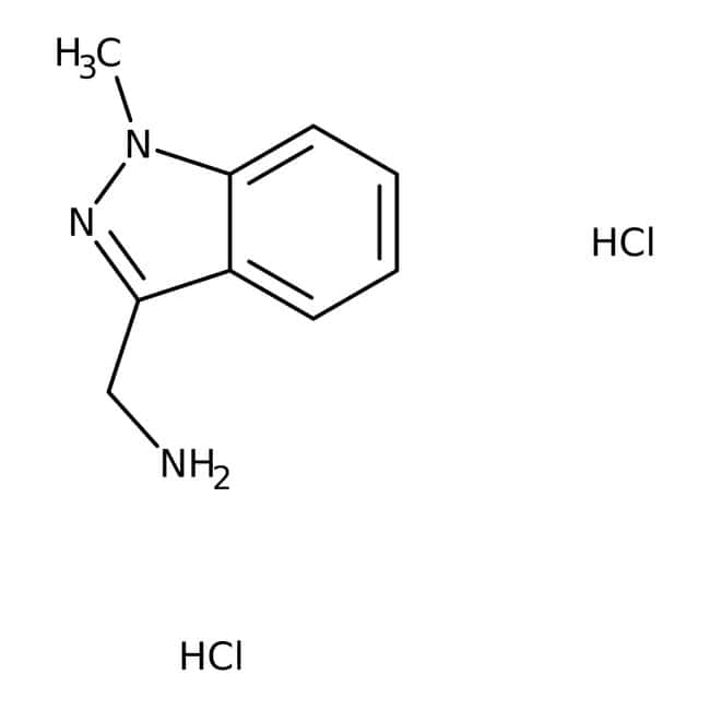 (1-Methyl-1H-indazol-3-yl)methylamine dihydrochloride, 97%, Maybridge