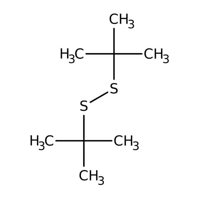 tert-Butyl disulfide, 98%, ACROS Organics