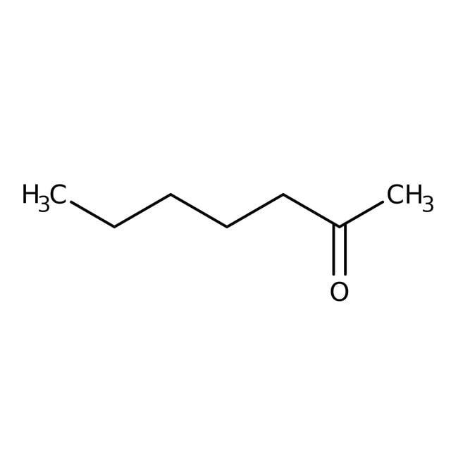 2-Heptanone, 98%, ACROS Organics™