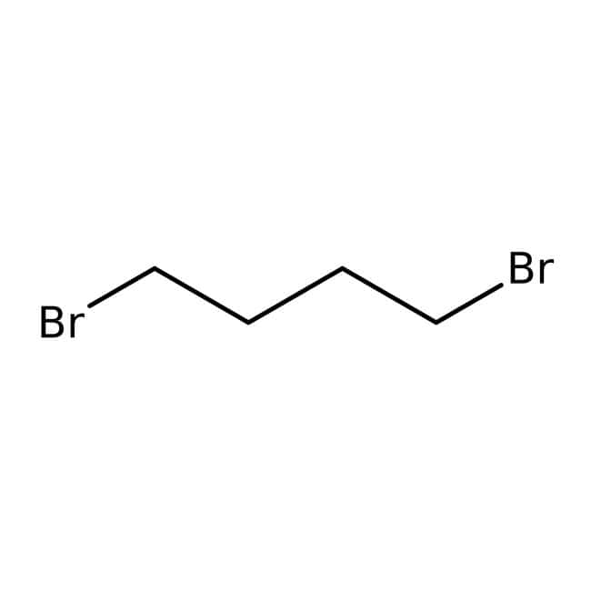 1,4-Dibromobutane, 99%, ACROS Organics™ 1L 1,4-Dibromobutane, 99%, ACROS Organics™