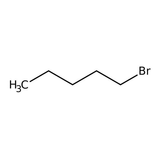 1-Bromopentane, 98%, ACROS Organics™
