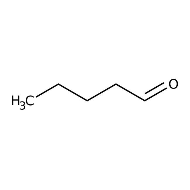 Valeraldehyde, 97%, ACROS Organics™