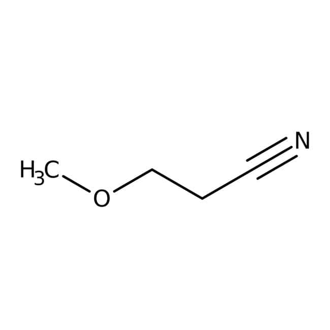 3-Methoxypropionitrile, 98%, ACROS Organics™