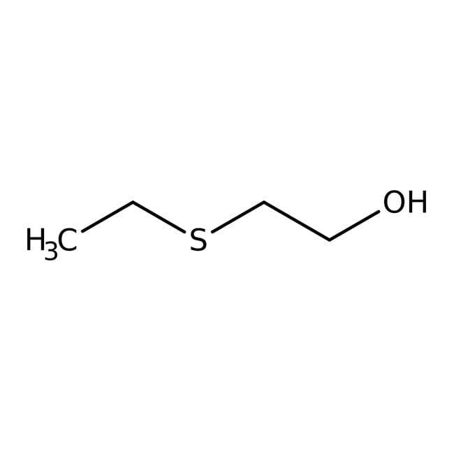 Ethyl 2-hydroxyethyl sulfide, 98%, ACROS Organics™
