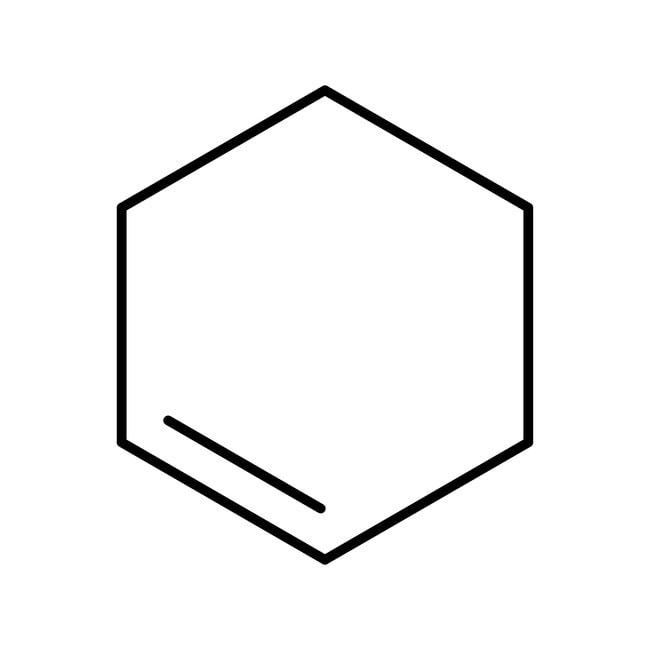 Cyclohexene, 99%, pure, stabilized, Acros Organics