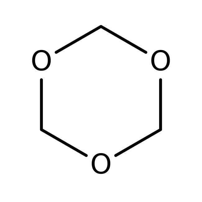 s-Trioxane, 99+%, ACROS Organics™ 2kg; Plastic bottle s-Trioxane, 99+%, ACROS Organics™
