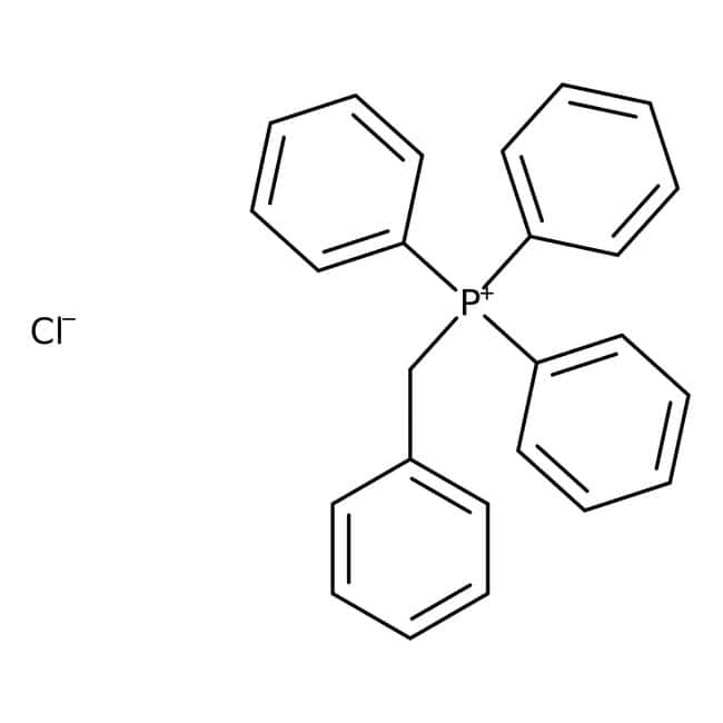 Benzyltriphenylphosphonium Chloride, 99%, ACROS Organics™: Benzene and substituted derivatives Benzenoids