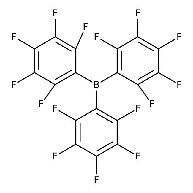 Tris(pentafluorophenyl)borane, 95%, ACROS Organics