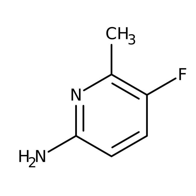 Alfa Aesar™2-Amino-5-fluoro-6-methylpyridine, 98%