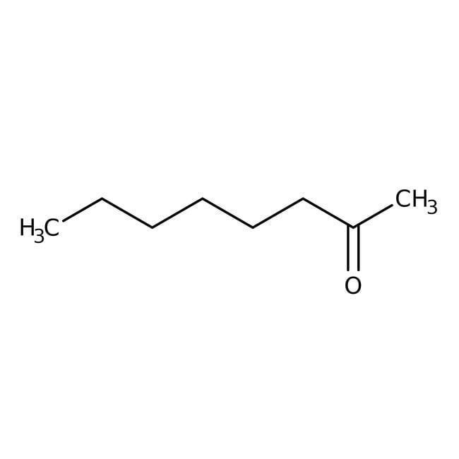 2-Octanone, 99+%, ACROS Organics™ 500mL 2-Octanone, 99+%, ACROS Organics™