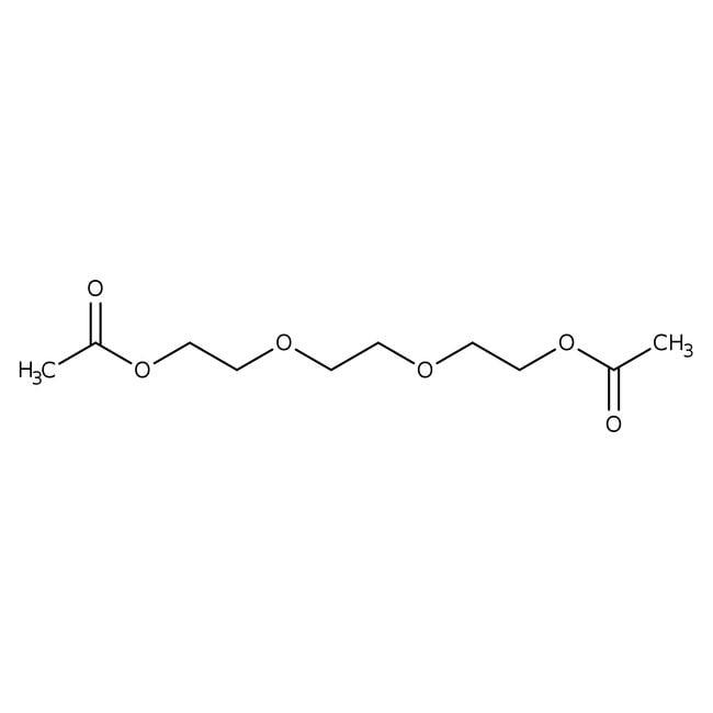 Alfa Aesar™Triethylene glycol diacetate, 98% 250g prodotti trovati