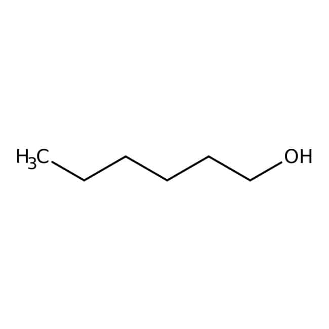 Hexyl alcohol, 98%, pure, ACROS Organics™